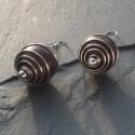 Boucles d'oreille Monade